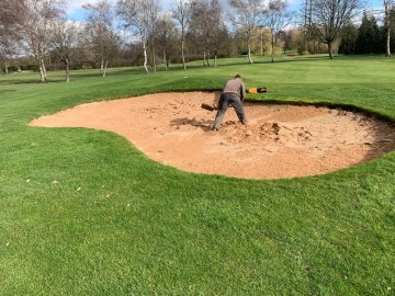 Preparing our bunkers